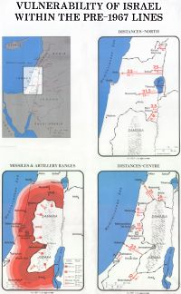Israel Vulnerability Map