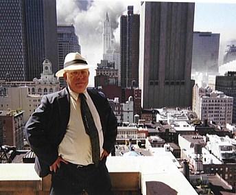 Bedein in New York on 11th September