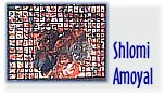 Shlomo Amoyal, a very special painter