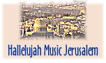 Halleluja Music Jerusalem -- Psalms about Jerusalem sung by the world's major religions in Jerusalem
