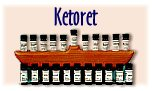 The real 11 spices of the Temple's Ketoret, beautifully presented